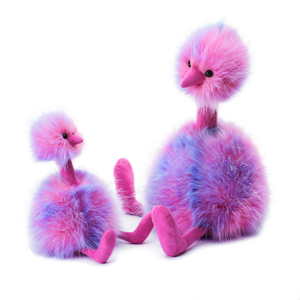 Cotton Candy Pom Pom Large