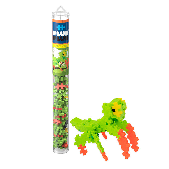 Mini Maker Tube Praying Mantis