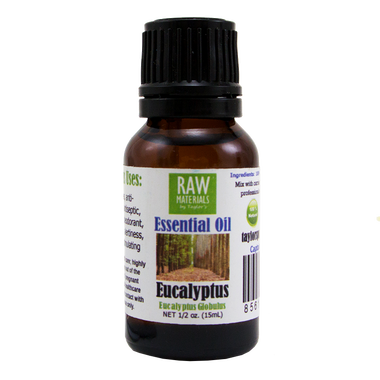 Essential Oil Pure Therapeutic - Eucalyptus - 15mL