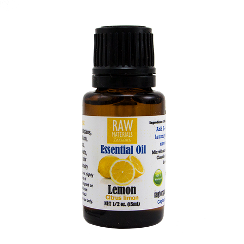 ESSENTIAL OIL PURE THERAPEUTIC - LEMON- 15ML