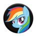 Rainbow Dash PopSocket