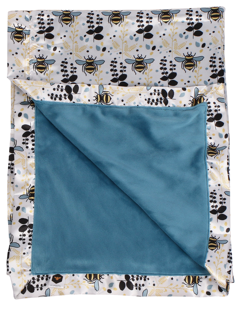bumblito Bee Luxe Blanket - Rory