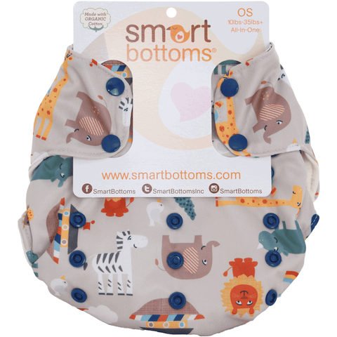 SECONDS Smart Bottoms EXCLUSIVE Cubit Adventure