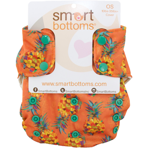 Smart Bottoms EXCLUSIVE Charleston Adventure 2.0 - Lil Tulips - 1