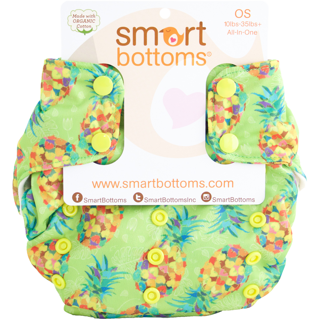 Smart Bottoms EXCLUSIVE Charleston Adventure - Lil Tulips - 1