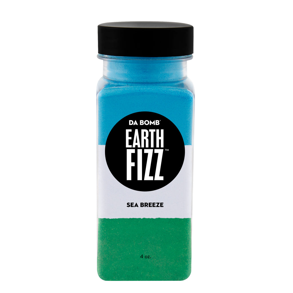 Earth Fizz Bath Shot