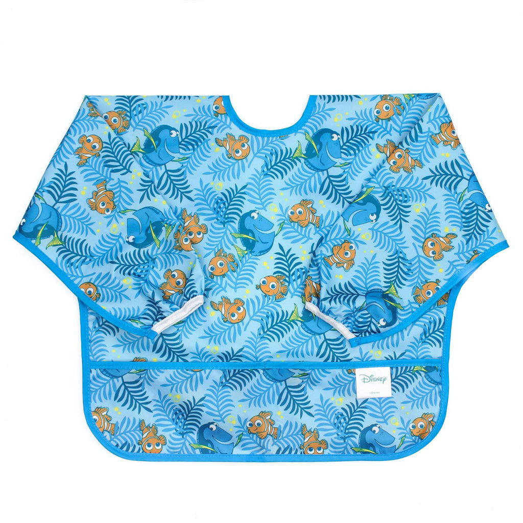 Finding Dory Sleeved Bib