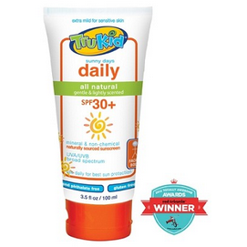 Sunny Days Daily SPF30 3.5oz - Lil Tulips