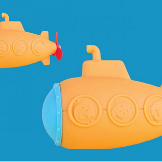 Large Submarine Bath Toy