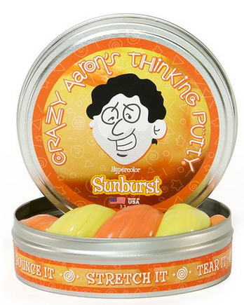 Crazy Aaron's Sunburst Putty