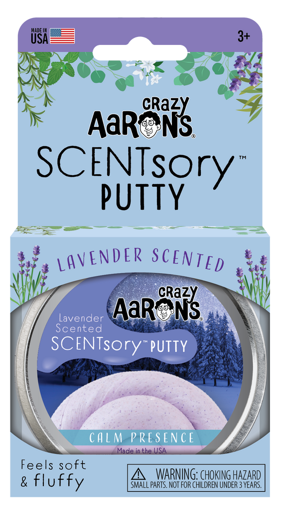 Crazy Aaron's SCENTsory™ Calm Presence Putty