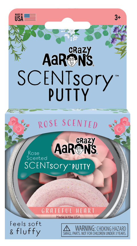 Crazy Aaron's SCENTsory™ Grateful Heart Putty