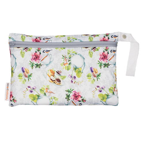 Tea Party Small Wet Bag