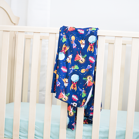 Never Alone Stretch Swaddle Set
