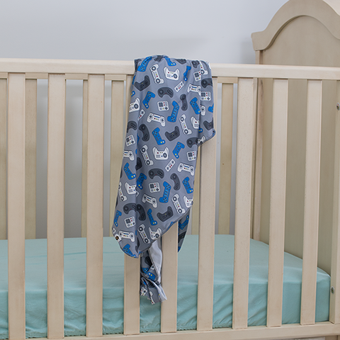 Play On Stretch Swaddle Set