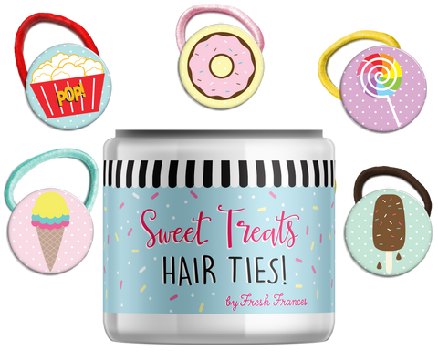 Sweet Treats Hair Tie