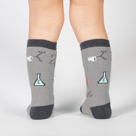 Science of Socks Toddler Knee High