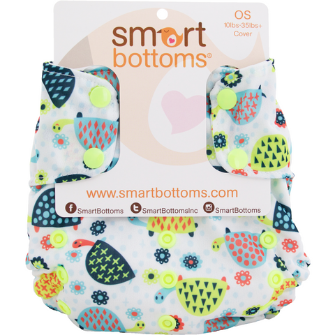 Smart Bottoms EXCLUSIVE Chelonian Adventure - Lil Tulips - 1