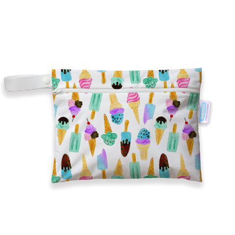 Mini Wet Bag - We All Scream