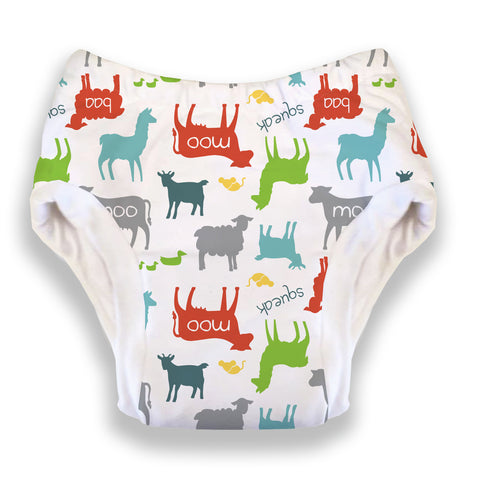 Duck Duck Moo Potty Training Pant