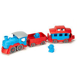 Green Toys Train Blue - Lil Tulips