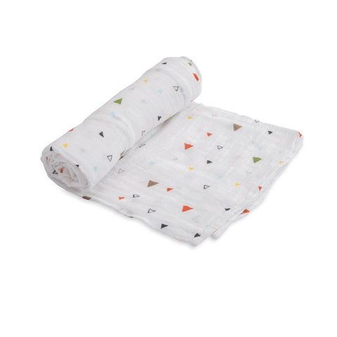 Sprinkles Cotton Swaddle