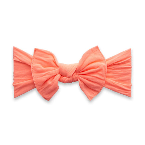 Classic Knot Neon Coral