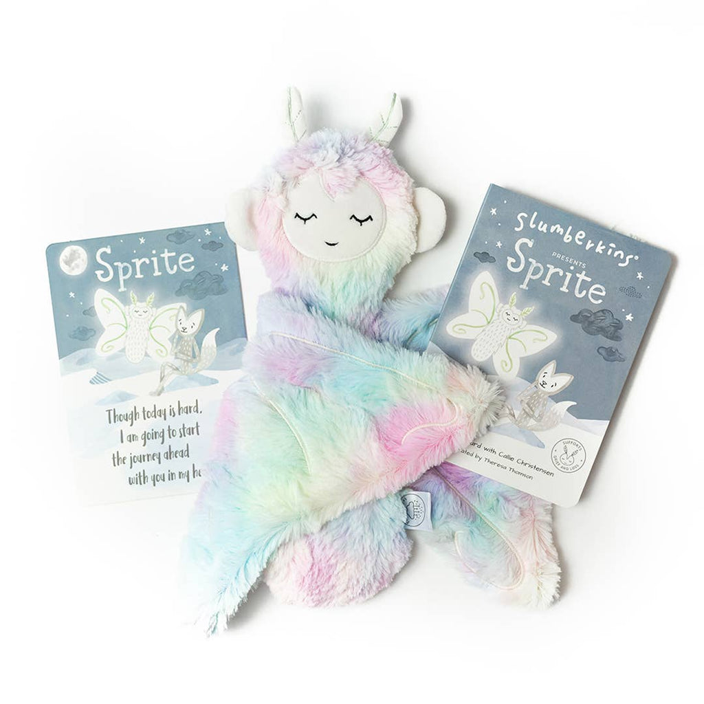 Rainbow Sprite Snuggler Bundle