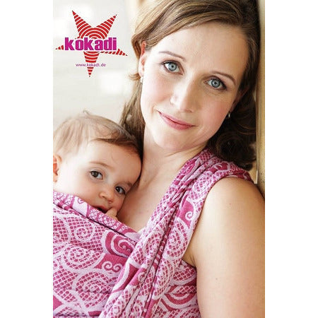 KoKadi Baby Flip Baby Carrier Wrap LACE [Limited Edition] - Lil Tulips - 1