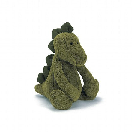 JellyCat Bashful Dino Small - Lil Tulips - 1
