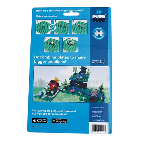 Plus Plus Mini Baseplate Duo