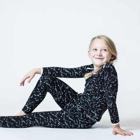 Constellations 2 Piece Pajamas