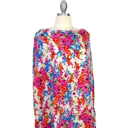 Cover Goods Multi-Use Nursing Cover - Lil Tulips - 9