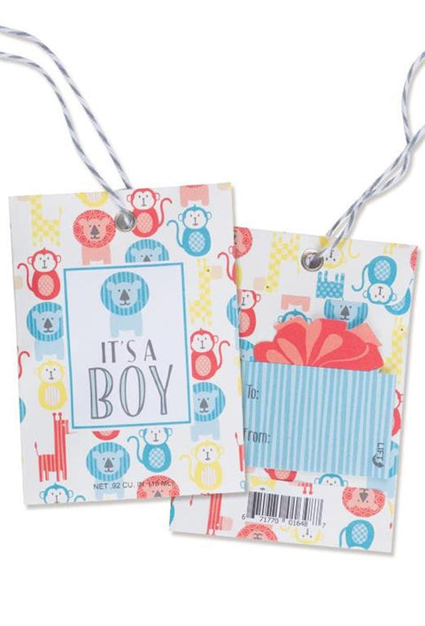 Scented Gift Tag  IT'S A BOY