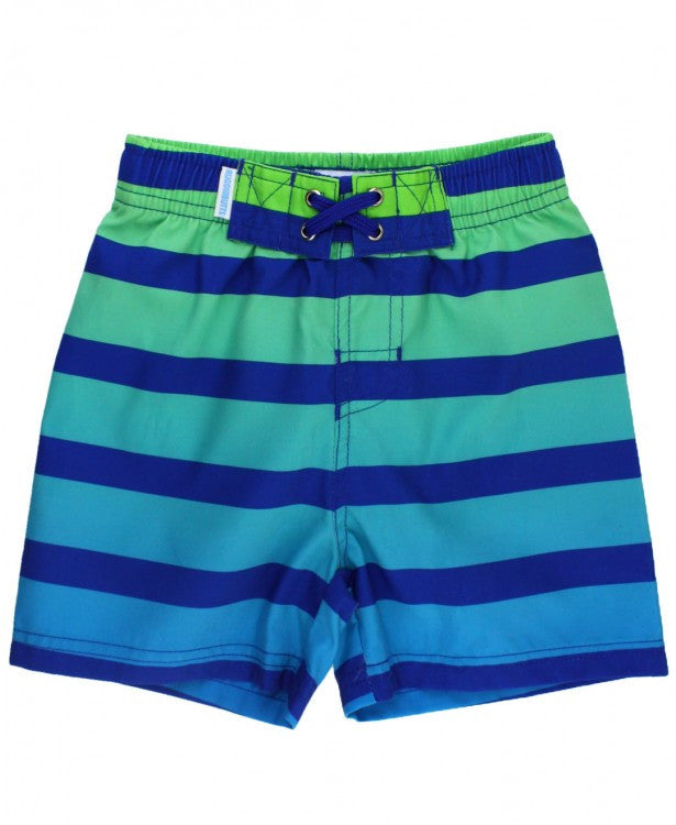 Costal Ombre Swim Trunks