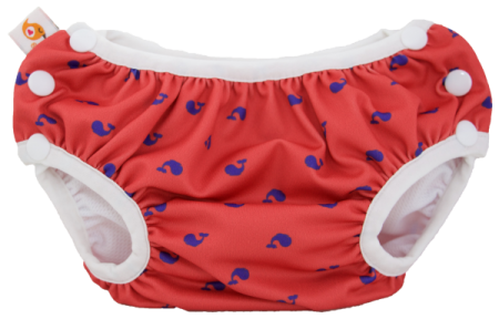 Smart Bottoms Side Snapping Swim Diapers