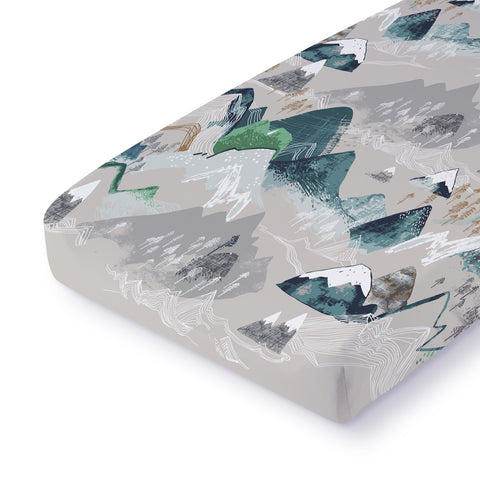 Changing Pad Cover ROCKY MOUNTAINS LE