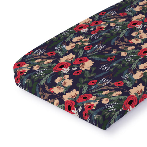 Changing Pad Cover ROYAL BOUQUET LE