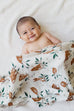 SLOW LIVING SWADDLE