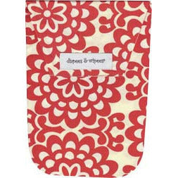 Diapees & Wipees Diaper and Wipes Holder with Case - Lil Tulips - 5
