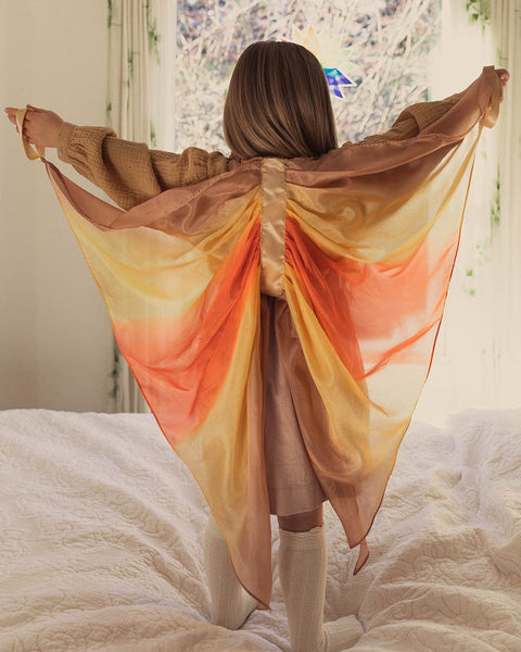 Desert Fairy Wings