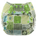 Blueberry One Size Simplex All in One Diaper - Lil Tulips - 2