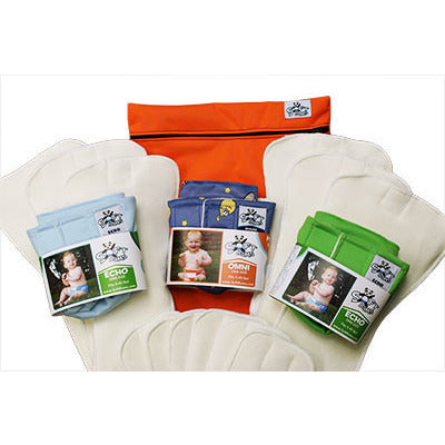 SoftBums Starter Kit Cloth Diaper Set - Lil Tulips
