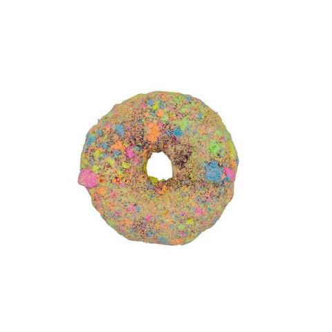 Donut Bath Bomb - Fizzy Pop