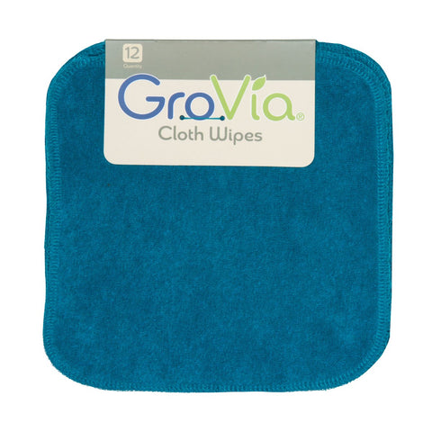 Reusable Cloth Wipes Abalone