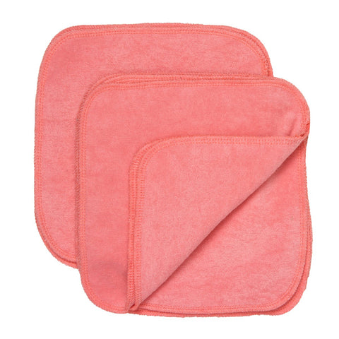 Reusable Cloth Wipes Rose