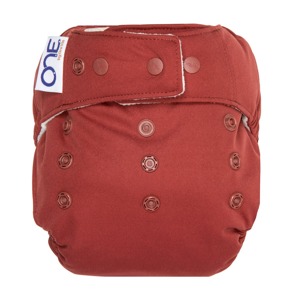 Marsala O.N.E. Cloth Diaper
