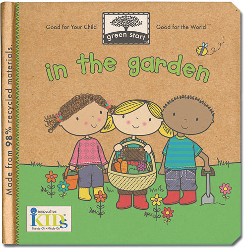 In the Garden Book