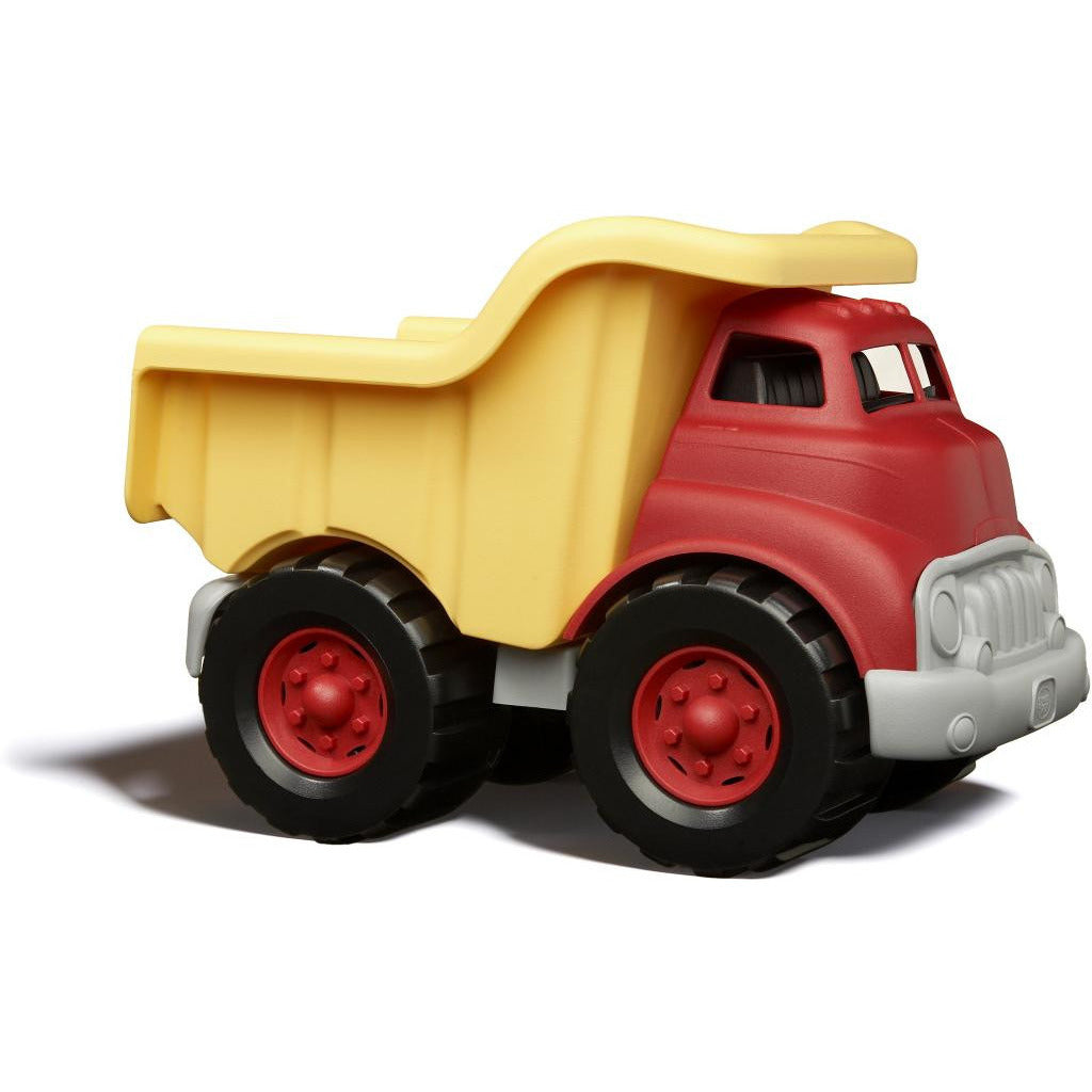 Green Toys Dump Truck - Lil Tulips - 1