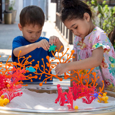 Coral Connections – 40 pc. Set